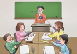 教室裡的修心小考